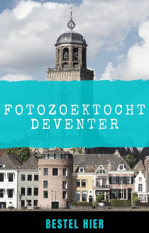 Fotozoektocht Deventer
