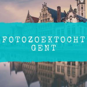 Fotozoektocht Gent