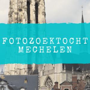 Fotozoektocht Mechelen