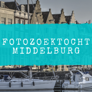 Fotozoektocht Middelburg