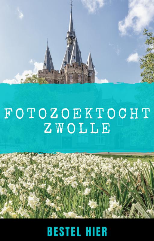Fotozoektocht Zwolle