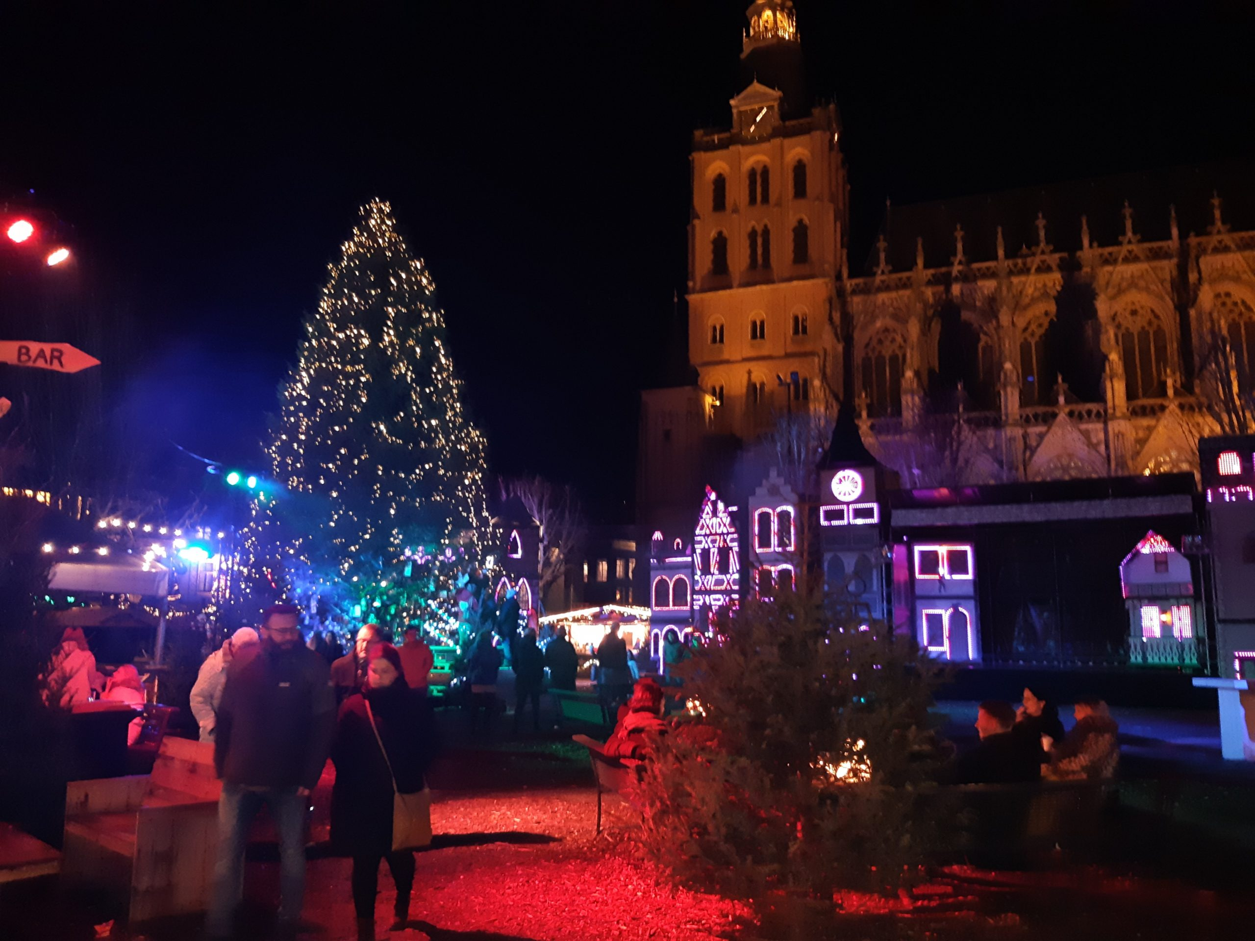 kerstmarkt den bosch